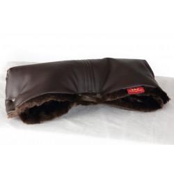 Calentito polipiel chocolate