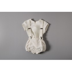 Peto con camisa 33002 Cocote