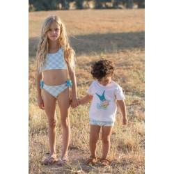 Conjunto camiseta y bañador niño J. Varones 34265