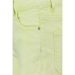 Pantalón corto Toyas niña CKS verde flúor