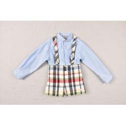 Conjunto camisa J. Varones 36035