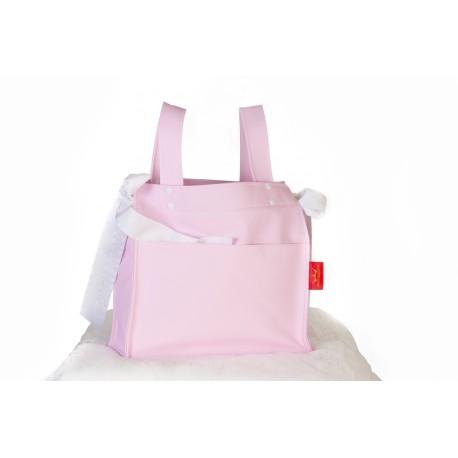 Panera polipiel rosa